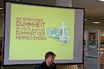 Lesung Michael Schmidt-Salomon am 21. April 2012 in Berlin