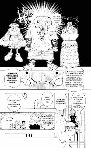 Hunter_x_Hunter 234 manga online page 3