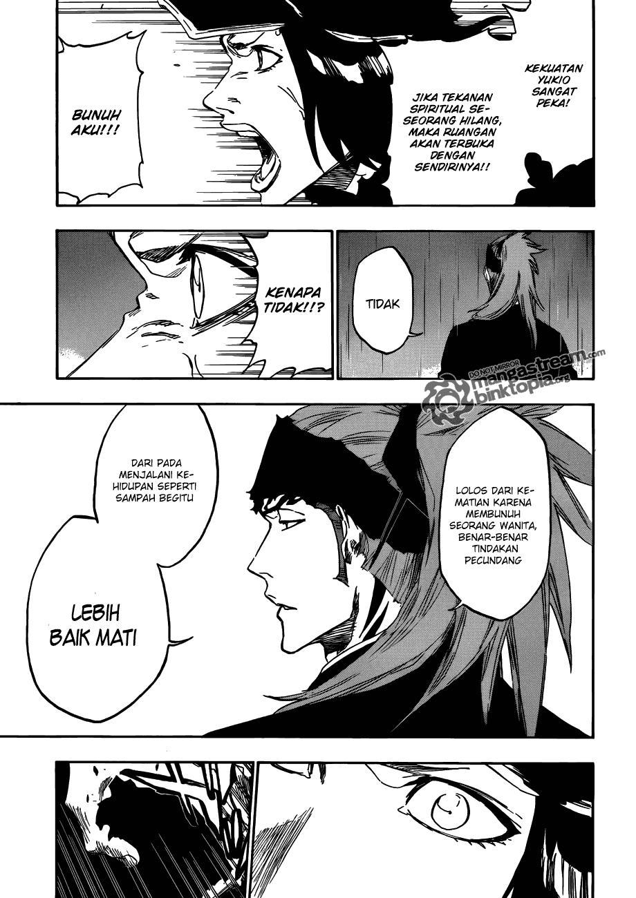 manga bleach online 466 page 6