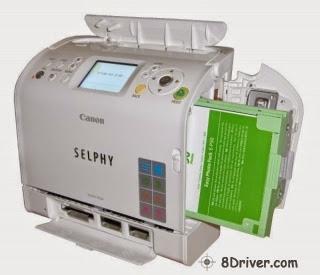 Canon selphy es20 драйвер