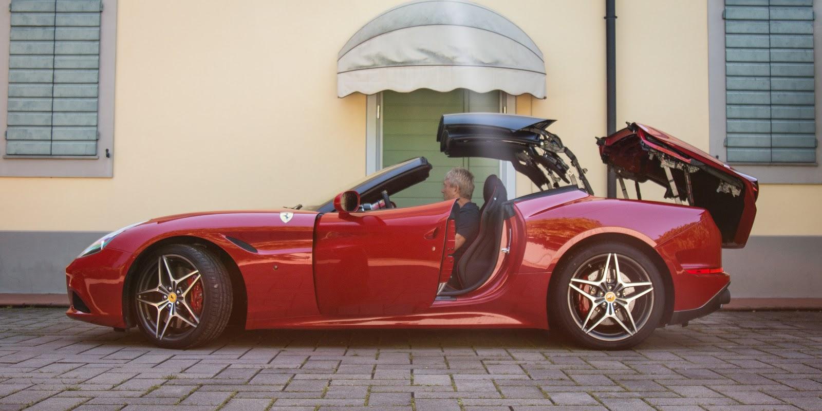 Ferrari California T được xem là siêu xe giá rẻ nhất của Ferrari
