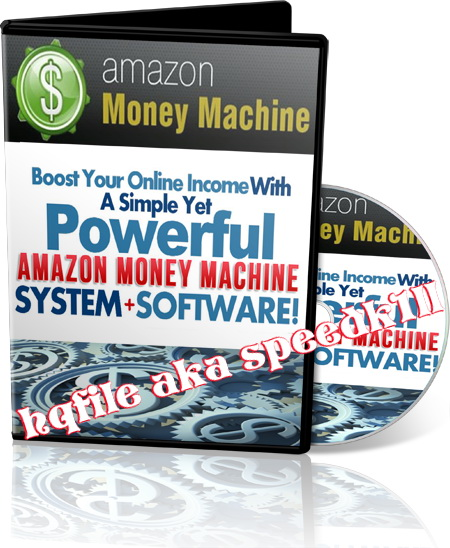 Amazon Money Machine by Matt Clark, Jason Potash, Jason Katzenback