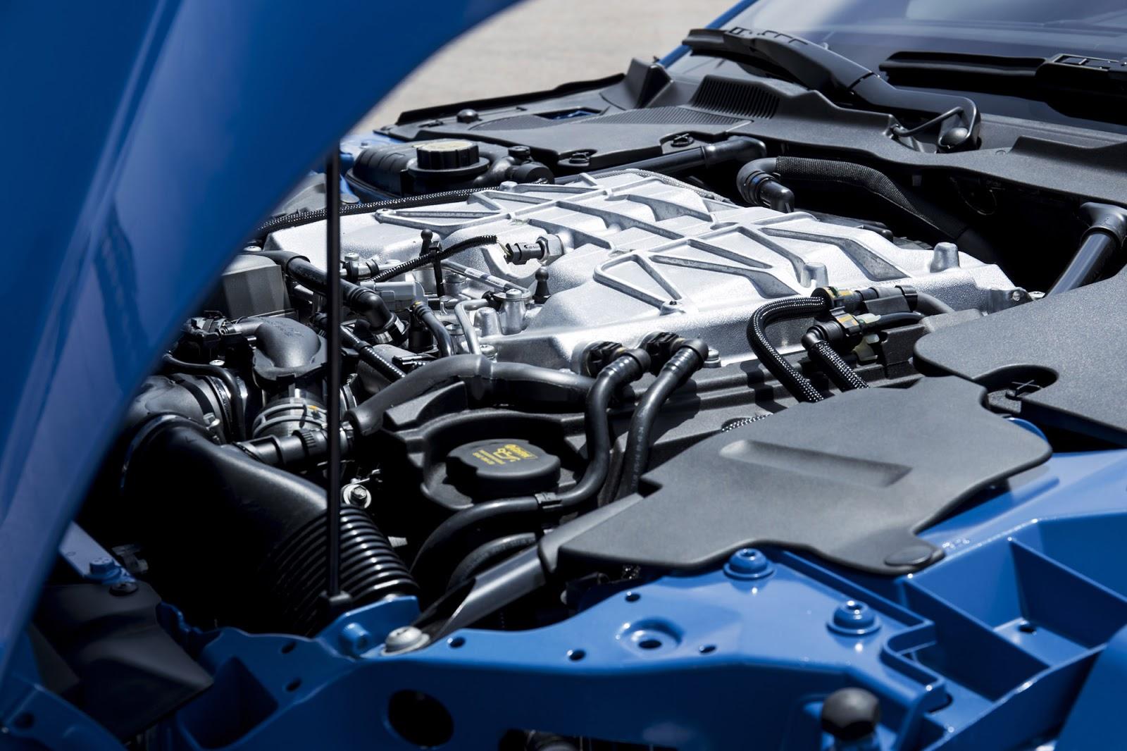 Công suất của xe lên đến 567 mã lực, có thể tăng lên nếu độ