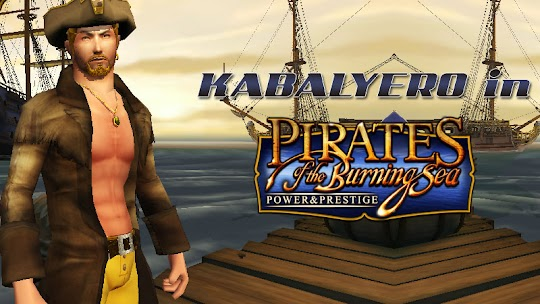 Kabalyero in Pirates of the Burning Sea