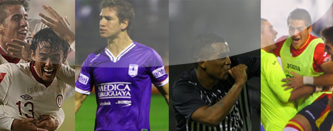 Universitario vs. Defensor Sporting en VIVO - Copa Libertadores Sub 20 - 2012
