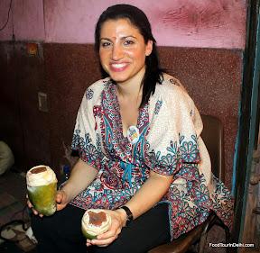 Fruit kulfi http://indiafoodtour.com  http://foodtourindelhi.com