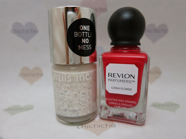 Revlon Parfumerie China Flower and Nails Inc Beaded Polish Belgravia