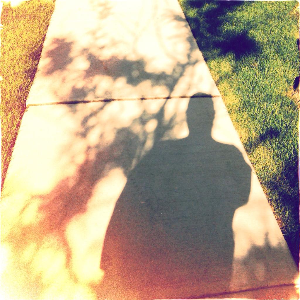 A splintered mind fighting depression take a walk