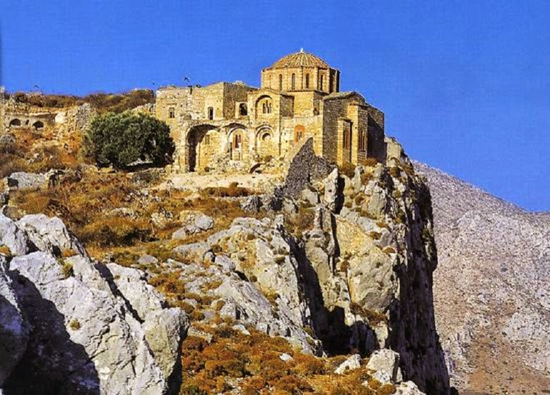 The Monemvasia Restoration Project