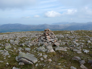 Caw Fell Summit