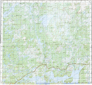 Map 100k--r36-109_110--(1979)