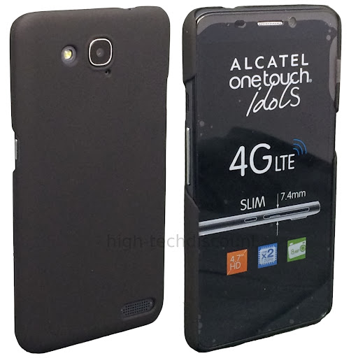 Housse etui coque rigide pour alcatel one touch idol s for Housse alcatel one touch