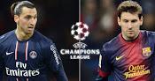 PSG vs. Barcelona en Vivo - Champions League