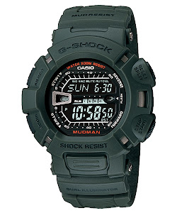 Casio G Shock : g-9100