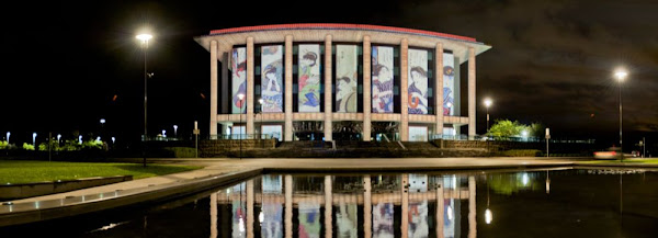 national library for the enlighten festival