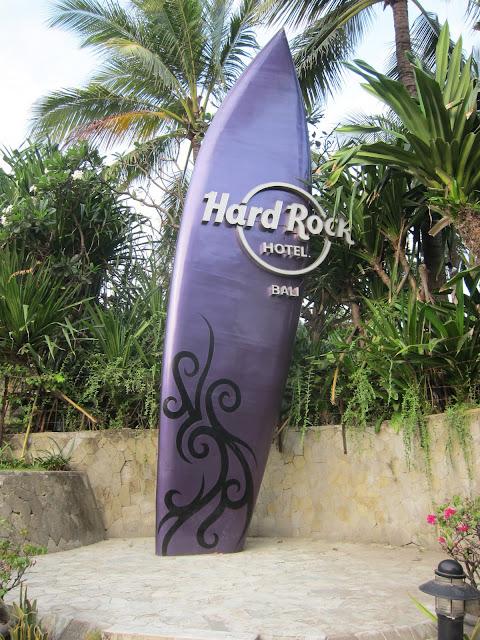 Paradise lost. Kuta, Bali.