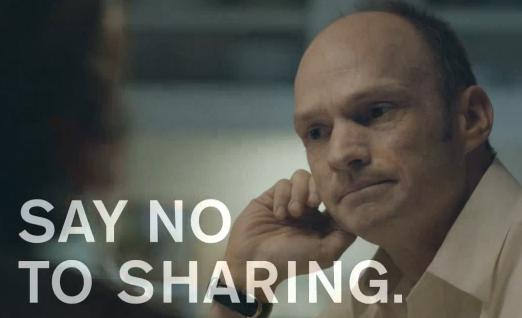 "Sprint Say No to Sharing ""Family Meeting"" Commercial"