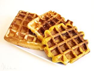 gofres americanos waffles