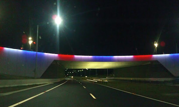 kings avenue overpass