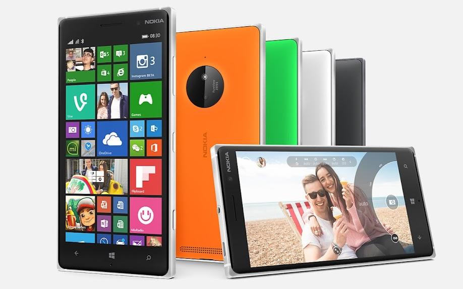 Nokia Lumia 830 - Spesifikasi Lengkap dan Harga