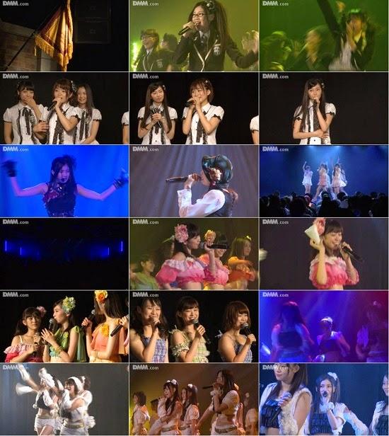 "(LIVE)(公演) SKE48 チームS ""制服の芽"" 公演 140822 & 140826"