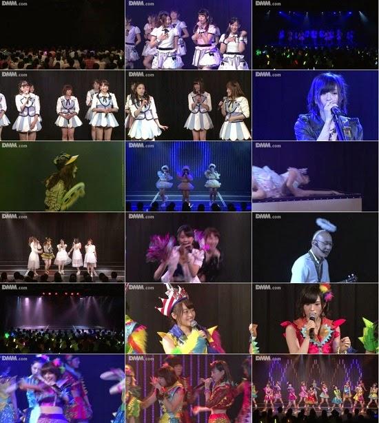"""(LIVE)(公演) NMB48 チームN """"ここにだって天使はいる"""" 公演 140901"""