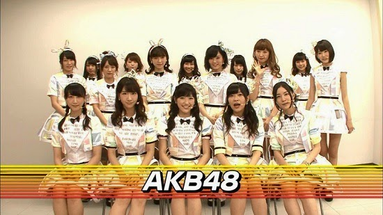 (TV-Music)(1080i) AKB48 Part (COUNT DOWN TV) 140830