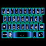 Alien Glow Keyboard Skin
