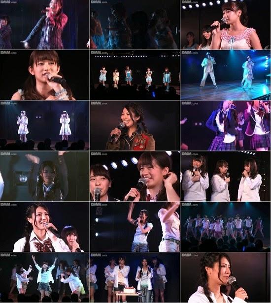 "(LIVE)(公演) AKB48 チームB ""パジャマドライブ"" 倉持明日香の生誕祭 140926"