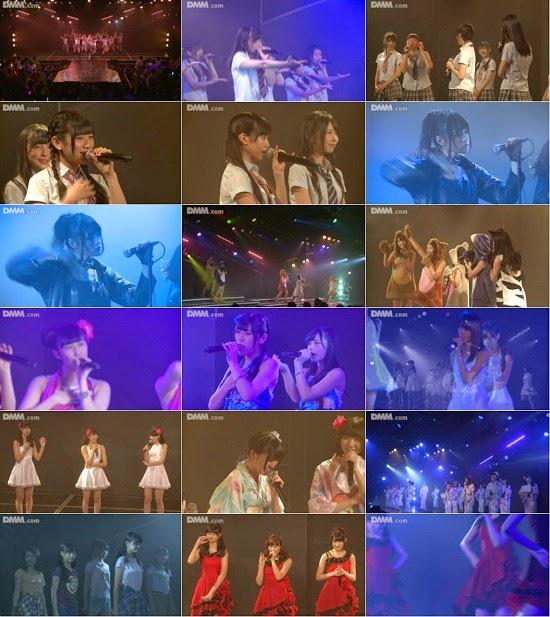 "(LIVE)(公演) HKT48 チームH ""青春ガールズ"" 公演 140903 & 140904 & 140908"