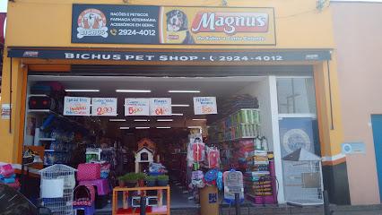 Bichus Pet Shop - Unidade Mutinga