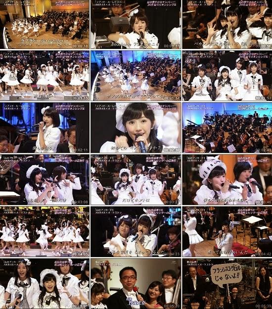 (TV-Music)(1080i) AKB48 Part – 真夏のプレミア音楽祭~魅惑のコラボレーション~ 140816