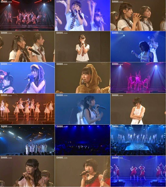 "(LIVE)(公演) HKT48 チームH ""青春ガールズ"" 公演 140823 & 140827"