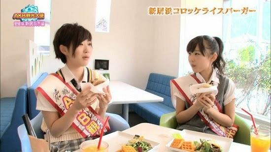 (TV-Variety)(720p) 田名部生来 内山奈月 – AKB観光大使 ep16 140814
