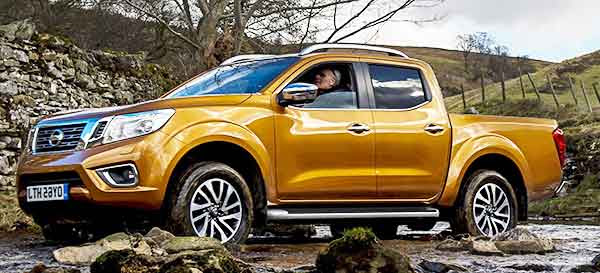 Power Review Nissan Navara NP300