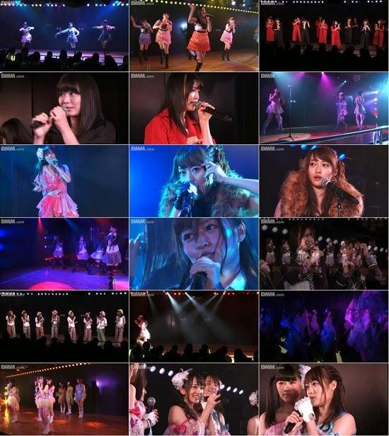 "(LIVE)(公演) AKB48 チーム4 ""アイドルの夜明け"" 小谷里歩の生誕祭 140829"