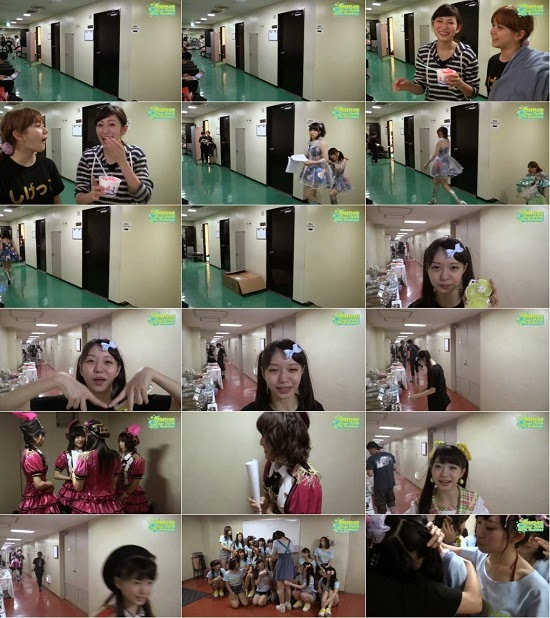 (TV-Variety)(720p) YNN [NMB48チャンネル] NMB48 Tour 2014 In Summer 世界の中心は大阪や~なんば自治区~ 舞台裏 #1 140819