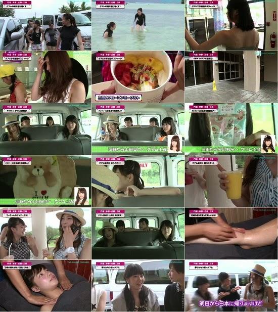 (TV-Variety)(720p) YNN [NMB48チャンネル] 近藤里奈プレゼンツ「アメリカに行きたい」#4 140905