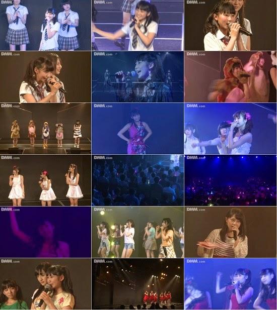 """(LIVE)(公演) HKT48 チームH """"青春ガールズ"""" 上野遥の生誕祭 140929"""