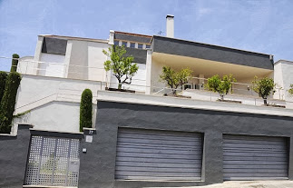 Gerard Pique & Shakira House in barcelona