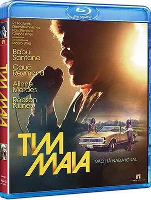 Filme Poster Tim Maia BDRip XviD & RMVB Nacional