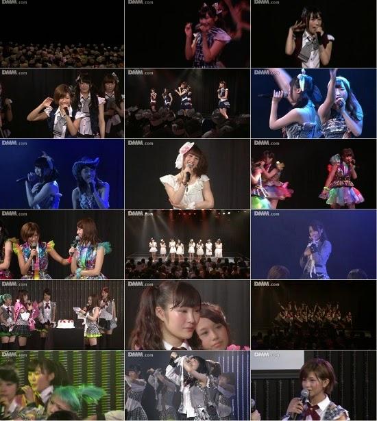 "(LIVE)(公演) NMB48 チームM ""RESET"" 川上礼奈の生誕祭 140904 & 140913 & 140914 & 140925"