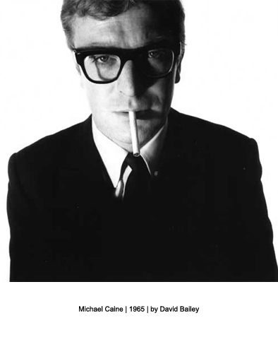 David Bailey | The 60s have never ended | Michael Caine | designer fashion blog |  Warmenhoven & Venderbos