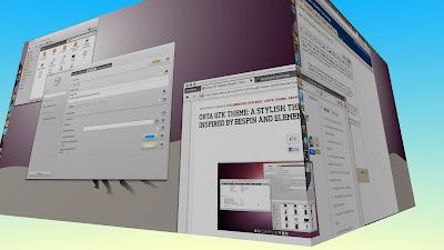 Compiz Desktop Cube Ubuntu