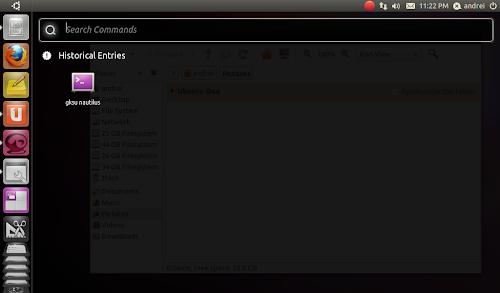 Ubuntu 11.04 Unity Dash ALT F2