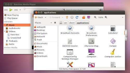Ubuntu 11.04 overlay scrollbars