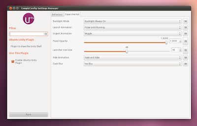 CompizConfig Settings Manager Ubuntu 11.04