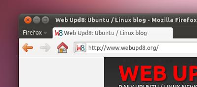 Firefox 4 menu