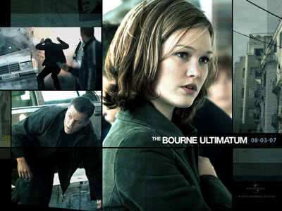 bourne ultimatum - nicky