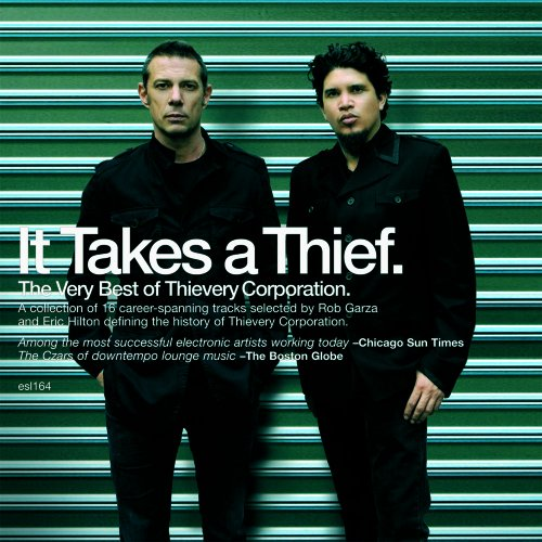 It Take's a Thief - Thievery Corporation (Greatest Hits)